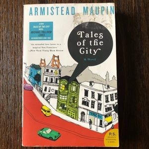 🔥 Tales of the City by Armistead Maupin 🏳️🌈